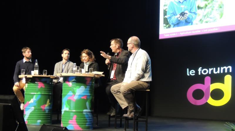Rob Hopkins : « L'agriculture durable, une autre vision du monde ».